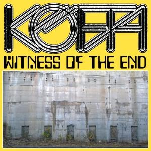 Köfta的專輯Witness of the End