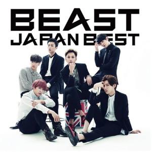 Album BEAST JAPAN BEST from BEAST