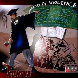 Album History of Violence from Kuniva