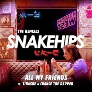 Snakehips的專輯All My Friends (The Remixes)