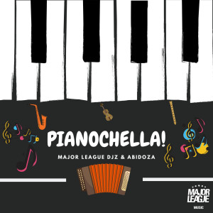 Album Pianochella! from Abidoza