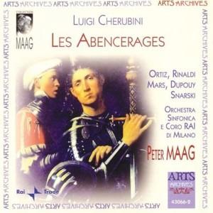 Coro Sinfonica RAI Di Milano的專輯Cherubini: Les Abencerages