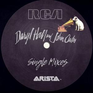 Album Single Mixes from Daryl Hall & John Oates