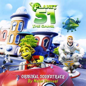 Album Planet 51 The Game from Mateo Pascual