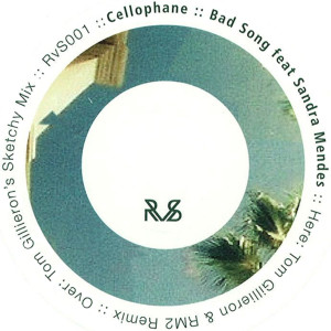Album Bad Song from Cellophane