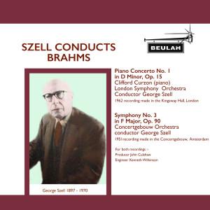 London Symphony Orchestra的專輯Szell Conducts Brahms