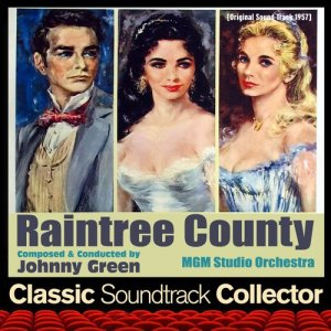 Album Raintree County (Ost) [1957] from Johnny Green