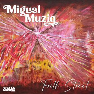 Album Frith Street from Keyon Harrold