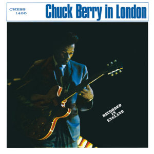 Chuck Berry的專輯Chuck Berry In London