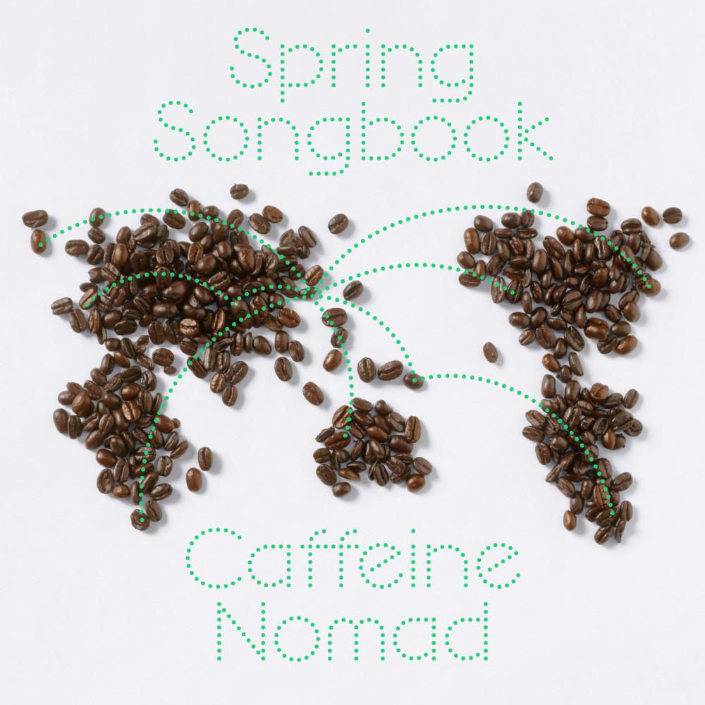 ฟังเพลงใหม่อัลบั้ม Caffein Nomad