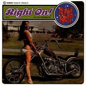 Album Right On! from Adam West