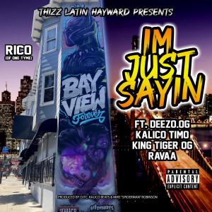 Album Im Just Sayin (Explicit) from Rico