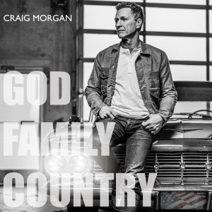 Album God, Family, Country from Craig Morgan