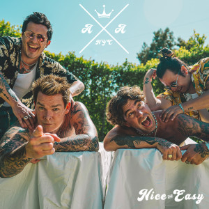 Album Nice and Easy from American Authors