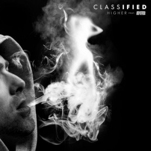 Classified的專輯Higher (feat. B.o.B)
