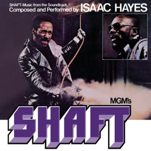Album Shaft from Isaac Hayes