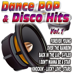 Album Dance Pop & Disco Hits Vol.1 from D.J.Dance