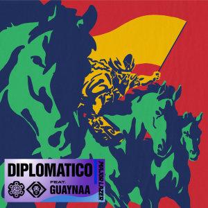Album Diplomatico Single from Major Lazer
