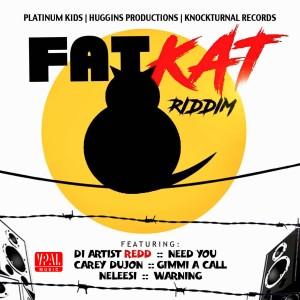 Album Fat Kat Riddim from Di Artist Redd