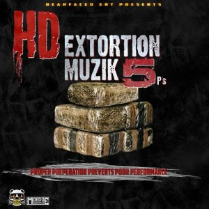 Album Extortion Muzik 5 from HD