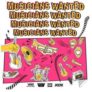 Various Artists的專輯VANS MUSICIANS WANTED