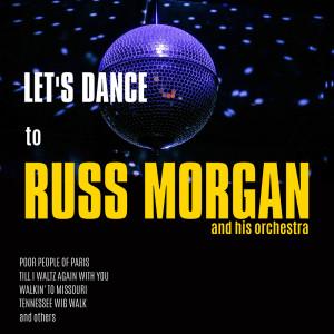 Album Let's Dance... from Russ Morgan