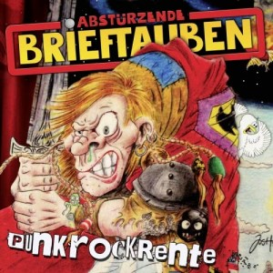 Album Punkrockrente from Abstürzende Brieftauben