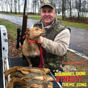 Album Squirrel Dog Dynasty Theme Song (feat. Michael Dagget) from Kevin Spencer