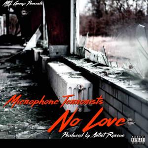 Album No Love from Microphone Terrorists