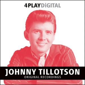Johnny Tillotson的專輯Dreamy Eyes - 4 Track EP