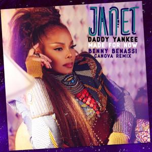 Album Made For Now (Benny Benassi x Canova Remix) from Janet Jackson