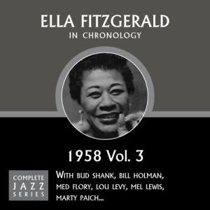 Ella Fitzgerald的專輯Complete Jazz Series: 1958 Vol. 3