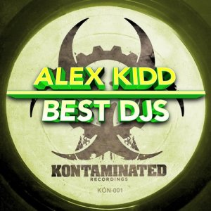 Album Best Djs from Alex Kidd