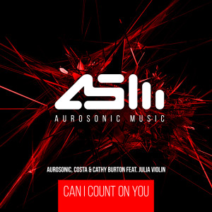 Album Can I Count On You from Aurosonic