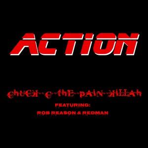 Redman的專輯Action (Explicit)