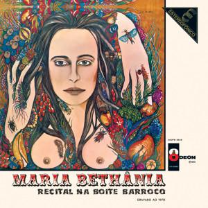 Recital Na Boite Barroco 2006 Maria Bethania