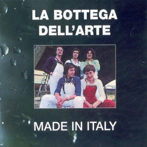 Album Made In Italy from La Bottega Dell'Arte