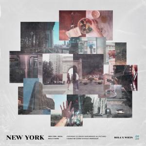 臉紅的思春期的專輯New York
