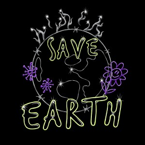 Icey Blouie的專輯Save Earth 2020