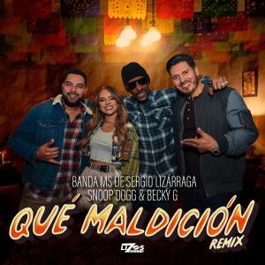 Qué Maldición (Remix) dari Becky G