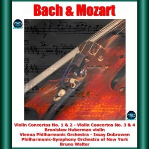 維也納愛樂樂團的專輯Bach & Mozart: Violin Concertos No. 1 & 2 - Violin Concertos No. 3 & 4