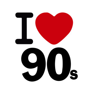 Album I Love 90s from Various Artists