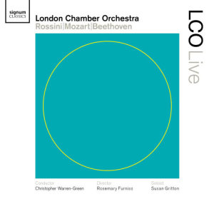 Album LCO Live - Rossini/Mozart/Beethoven from Chamber Orchestra Of London