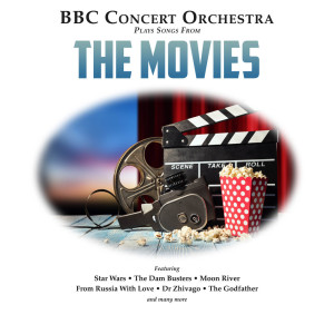 BBC Concert Orchestra的專輯BBC Concert Orchestra Plays Songs from The Movies