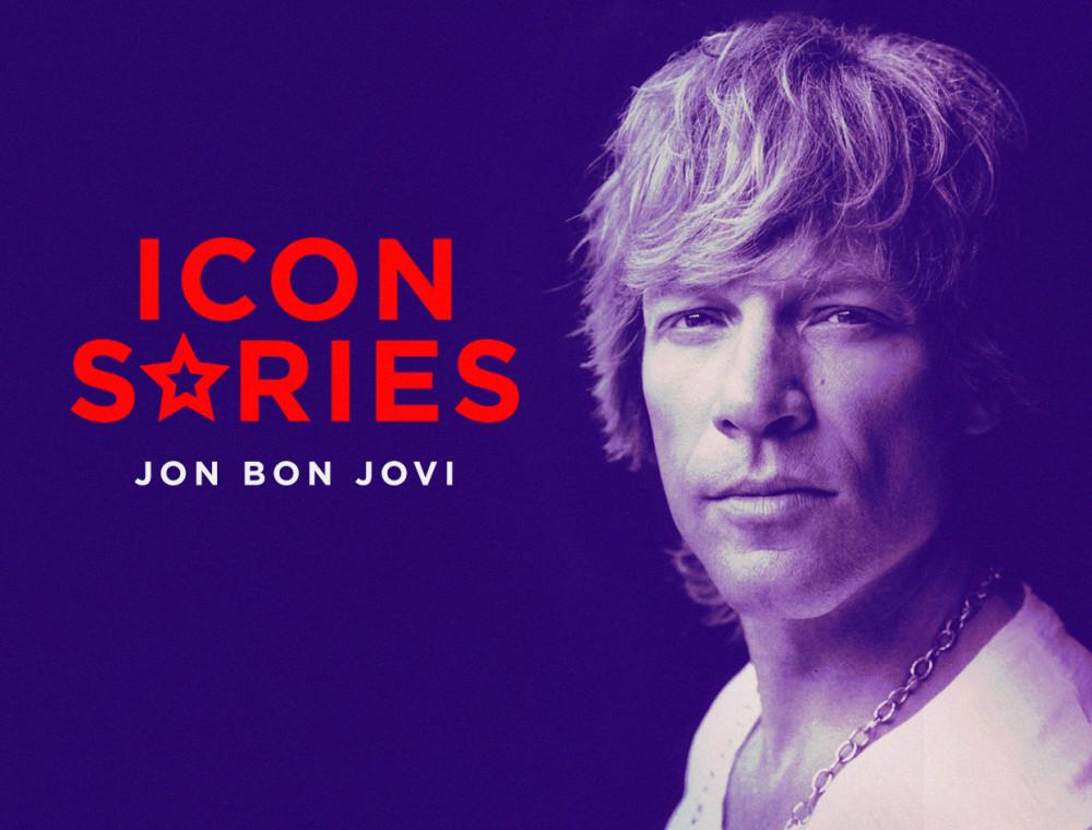 Icon Series: Jon Bon Jovi