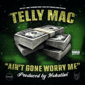 Telly Mac的專輯Ain't Gone Worry Me