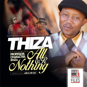 Album All or Nothing from Emza