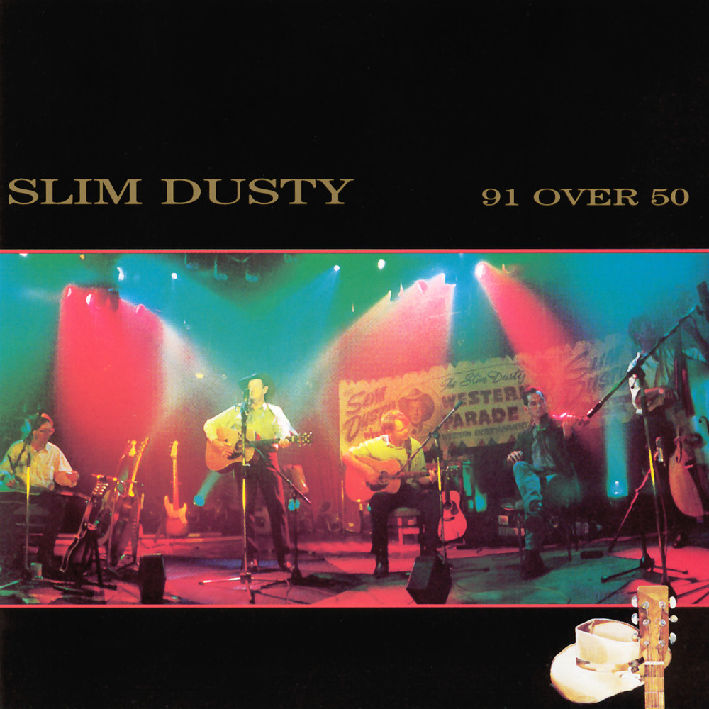 Cattlecamp Crooner 2003 Slim Dusty