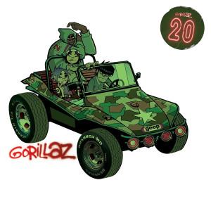 Album Gorillaz (Gorillaz 20 Mix) (Explicit) from Gorillaz