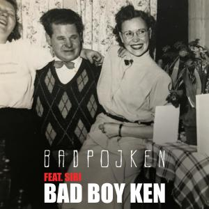 Album Bad Boy Ken (feat. Siri) from Badpojken